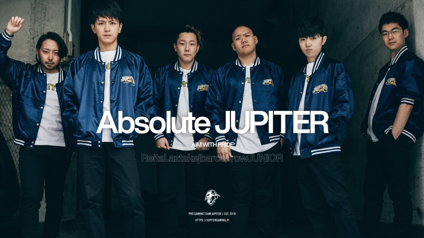 ライブ配信サービス「Mildom」で「Absolute JUPITER」が配信開始!