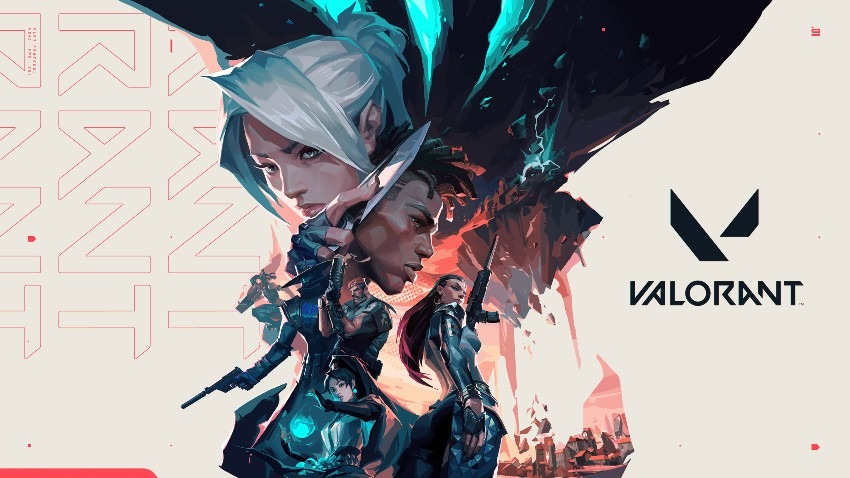 ライアットゲームズ、新作タクティカルFPS『VALORANT™』正式リリース!全世界で無料プレイ開始!