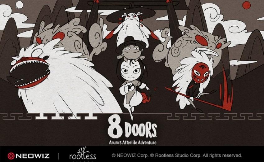 NEOWIZ新作PCゲーム、『8Doors: Arum's Afterlife Adventure』Steamでデモバージョン公開開始!