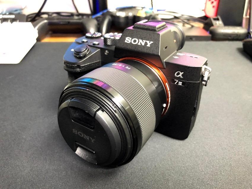 【SONY α7Ⅲ】ミラーレス一眼カメラを購入しました!【バーチャルパンダ】
