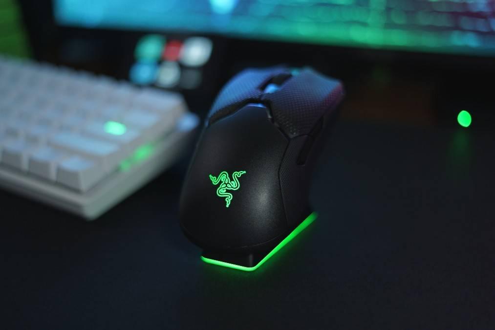 Razer viper ultimate!!