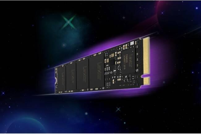 「Lexar」、最大速度3,300MB/sで5年保証付きのM.2 NVMe SSD「NM620」に2TBモデル